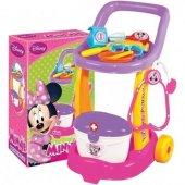 Minnie Mouse Doktor Servis Arabası Dede 01978