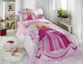 Hobby Ranforce Tek Kişilik Uyku Seti Princess Pembe