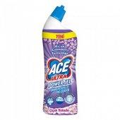 Ace Ultra Power Jel 750ml Çiçek K. Çamaşır Suyu