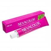 Nevacolor Tüp Boya 5.77 Saç Boyası Sütlü Çikolata