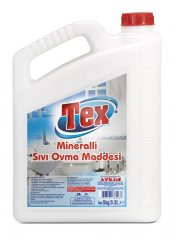 Tex Mineralli Sıvı Krem 5kg Yüzey Temizleyici