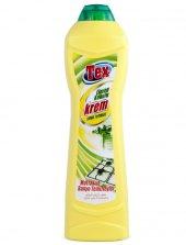 Tex Mineralli Sıvı Krem 750gr Limon Yüzey Temizleyici