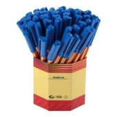 Pensan 1010 Ofis Pen Tükenmez Kalem 1,0 Mm Mavi 60 Lı (1 Paket 60