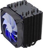 Fsp Windale 6 120x25mm Beyaz Led Fan Cpu Soğutucu
