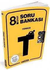 8. Sınıf Türkçe Soru Bankası Hız Yayınları
