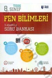 8.sınıf Fen Bilimleri Soru Bankası Teas Yayınları
