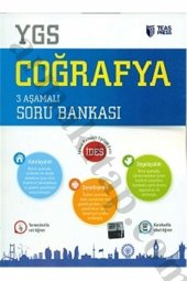 Ygs Coğrafya Soru Bankası Teas Yayınları