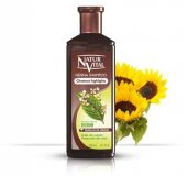 Natur Vital Henna Kestane Renk Boya Koruyucu Şampuan Parabensiz