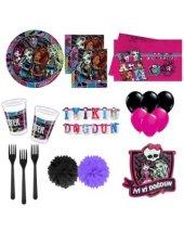 Monster High 20 Kişilik Süper Parti Seti