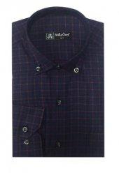 Atilla Özer 0623 Uzun Kol Kışlık Klasik Erkek Gömlek