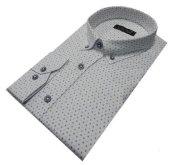 Atilla Özer 0536 Uzun Kol Slim Fit Erkek Gömlek