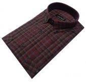 Lugon 04232 Uzun Kol Kışlık Battal Erkek Gömlek
