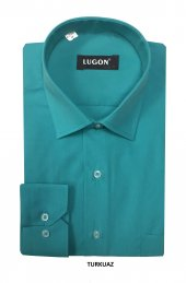 Lugon Uzun Kol Klasik Gömlek 10 Renk