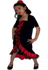 Flamenko Kostümü Çocuk