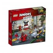 Lej10739 Jun Nin Köpekbalığı Saldırısı Juniors 4 7 Yaş Lego 108 Pcs