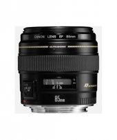 Canon Lens Ef 85mm F 1.8 Usm