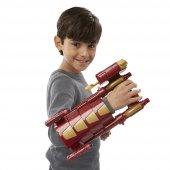 Hasbro Nerf Civil War Iron Man Oyuncak Silah Demir Adam Zırhı