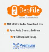 6 Aylık Depfile Premium Üyelik