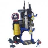Marvel Kaptan Amerika Civil War Armory Oyun Seti