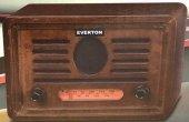 Everton Vt 3050 Bluetooth Radyo
