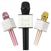 Bluetooth Mikrofon Hoperlör Karaoke Ev Parti Kareoke Mikrofon
