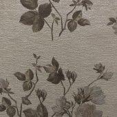 Scarlet 1653 Vinil Çiçek Desenli Duvar Kağıdı