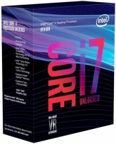 ıntel Core İ7 8700k 12m Cache, Up To 4.70 Ghz