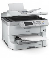 Epson Workforce Pro Wf 8510 Dwf Prınt Scan Copy Fax