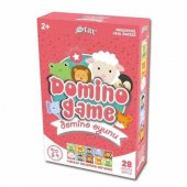 Star Domino Oyunu Okul Öncesi Eğitici Oyunlar
