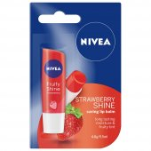 Nivea Lip Fruity Shine Çilek