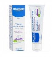 Mustela Vitamin Barrier Cream 50 Ml Pişik Önleyici Kremi