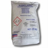 Kostik Sodyum Hidroksit 25 Kg (Lavabo Açıcı)