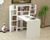 Kalender Dekor Dominic Çalışma Masası Beyaz