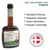 Bell Add City Force Dpf Koruma, Enjektör Temizleme