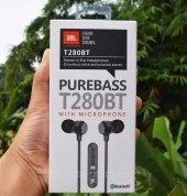 Jbl Modeli T280bt Metal Mıknatıslı Mikrofonlu Bluetooth Kulaklık