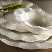 Kütahya Porselen Milena 24 Parça Yemek Seti