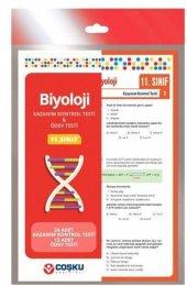 Coşku 11. Sınıf K.k Testi Ve Ödev Testi Biyoloji