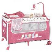 Sunny Baby 620 Tıamo Oyun Parkı (Gül Kurusu)