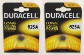 Duracell Düğme Pil 625a 2 Paket (2 Adet)