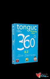 Tonguç 8.2 360 Kontrol Soruları (Tüm Dersler) Tonguç Akademi Yayınları