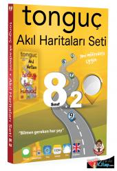 8. Sınıf 2. Dönem 8.2 Akıl Haritaları Seti Tonguç Akademi Yayınları