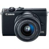 Canon Eos M100 Aynasız Fotoğraf Makinesi