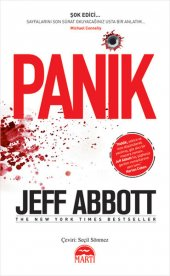 Panik (Özel Baskı) Jeff Abbott Martı Yayınları