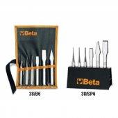 Beta 60220038 Sp60 (38 Sp6) Keski Zımba Takımı 6lı