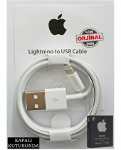Apple İphone 6 6s Orjinal Şarj Ve Data Kablosu Lightning Mb35