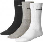 Puma 883296 10 Üçlü Çorap
