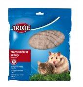 Hamster Yatağı Trixie Hamster Yünlü Yatağı 100gr Kahverengi