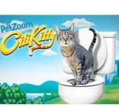 Pet Zoom Citi Kitty Kedi Tuvaleti