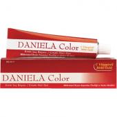 Daniela Krem Saç Boyası 60 Ml. + Oksidan + Önlük + Eldiven