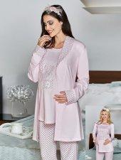 Flz 31 183 Lohusa Sabahlıklı Pijama Takım